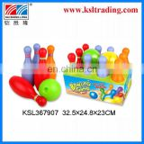 hot sale plastic bowling game set