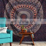 Indian Queen Mandala Hippie Tapestry Decorative Beach Throw Cotton Wall Hanging Bedding Dorm Decor
