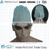disposable nonwoven PP doctor cap