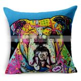 Wholesalers ethnic india custom latest design printing cushion covers decorative