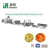 Automatic corn curls kurkure processing line