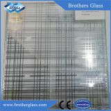 12mm+0.76 Gradient PVB+12mm Low Iron Laminated Glass