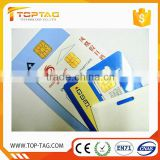 ISO7816 SLE4428 Contact IC Smart Card PVC/PET Customized Professional Printing Free Sample