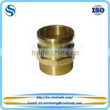 DIN2828 (EN14426-7) camlock quick coupling type F adapter X male thread camlock coupling
