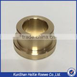 kunshan manufacturer cnc brass anodized machined parts for camera