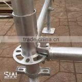 Disk Lock Steel Tubular ring lock Scaffoldings