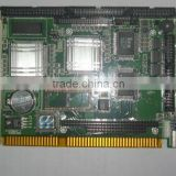 Aaeon SBC-357/4M Half Size Single Board Computer - 386SX-40, LCD, SSD, 4COM