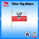Custom Mini Plastic Hand Waving Flag Manufacturer