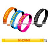 wholesale Promotion gifts Customized logo silicon Bracelet USB Flash Drive USB 512MB 1GB