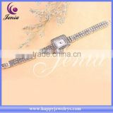 Elegant design watch high quality thai silver waterproof hot selling lady watch (0311S99A)