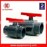 "High Quality 1/2""to 4"" Two Piece Screwed Ball Valve"