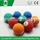 wholesale newly rubber billiard ball