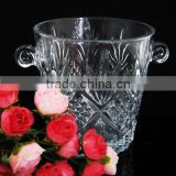 Glass Crystal Antique ice buckets wholesale
