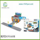 Baby toy hot selling children toy plastic park railway car