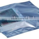 Anti-static moisture bag for Electronic Components /aluminum foil plastic bag for Computer accessories