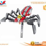 Newest popular brain training Toys spide building blocks