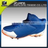 classic durable custom design men leisure baseball shoes
