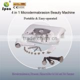 Vascular Removal 4 In 1 Multifunctional Beauty Freckle Removal Equipment With Skin Scrubber (CE Approved)