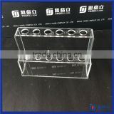 Manufacturer supplier acrylic pen display rack stand / acrylic pen holder in high quality