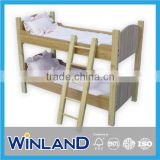 Baby Furniture Classic Ladder Doll Bunk Bed