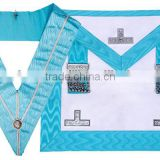 Masonic Regalia | Craft Regalia | Craft Worship Masters Apron & Past Master Collar