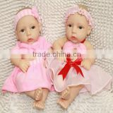 Wholesale lovely vinyl baby dolls vinyl craft dolls