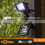 Manufacturer 60 led Outdoor Lighting, Wall Mounted Super Bright Solar Motion Sensor Light