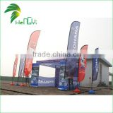 custom printing teardrop flag,beach flag,outdoor banner stand
