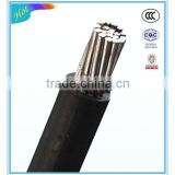 Al/Aluminium core XLPE insulation overhead cable Electric material overhead aerial cable
