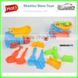 Sand Beach Toy Beach Car Set 9pcs BNW300171