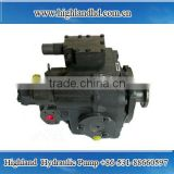 easy to control HighLand Concrete Mixers Hydrulic Pump 20 series mini excavator hydraulic pump