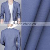 SDL27627 New material classical twill design plain dyed suiting fabric for men's ware