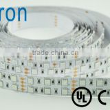 120LED/M double line RGB color IP20 non waterproof smd 5050 led flexible strip light tape bar 24V