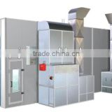 Bus And Truck Diesel Cheap Spray Booth From Professional Factory                                                                         Quality Choice
