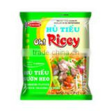 Vietnam Instant Beans Vermicelli Rice Vermicelli - PORK - OH RICEY