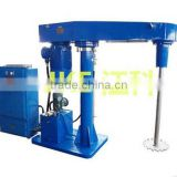 High Shearing Dissolver Machine Latex Paints/Printing Ink Making Machine Piant Emulsion Mixer