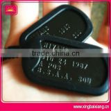 Wholesale custom rubber coat dog tag