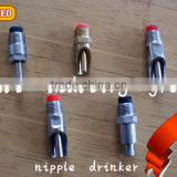 2013 hot sale nipple drinker for the piglets