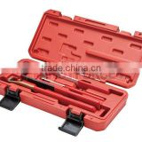 4PCs Adjusting Tensioner Belt Set, Timing Service Tools of Auto Repair Tools, Engine Timing Kit