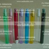 (Factory direct sales)-glass bottle with plastic cap and screw aluminium sprayer used for Parfum
