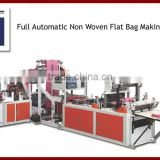Full Automatic Non Woven D Cut Bag Making Machine Price Non Woven D Cut Bag Making Machine Factory