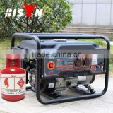 BISON(CHINA) BS2500NG Generator Supplier Gas Engine Generator Price gasoline generator spare parts