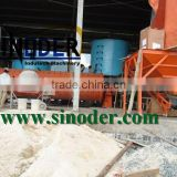 Supply Autoclaved Aerated Concrete autoclaved block machinery with capacity 30000-350000m3/year -- Sinoder Brand