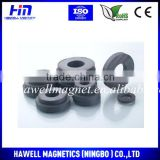 Ferrite Magnet Composite and Permanent Type Ring sintered ferrite magnet for Electric meter