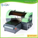A3 size ( 33cm*60cm) for metal, ceramic, glass, wood, plastic, pvc etc Small flatbed uv printer