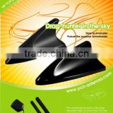 car shark fin radio antenna