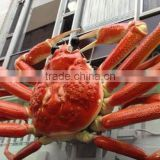 INquiry about Fiberglass crab statue , large crab craft