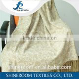 Hot Sale Professional Rich Experience Practical 100 Cashmere Throw