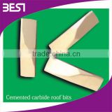 Best-003 hilti tools spare parts carbide roof bits