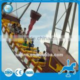 Outdoor ride swing pirate ship!!! Amusement park playground equipment pirate ship for sale